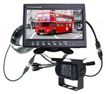 Rearview Camera System, Monitor & 1 Camera
