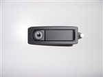 Trigger Latch, Locking, Black