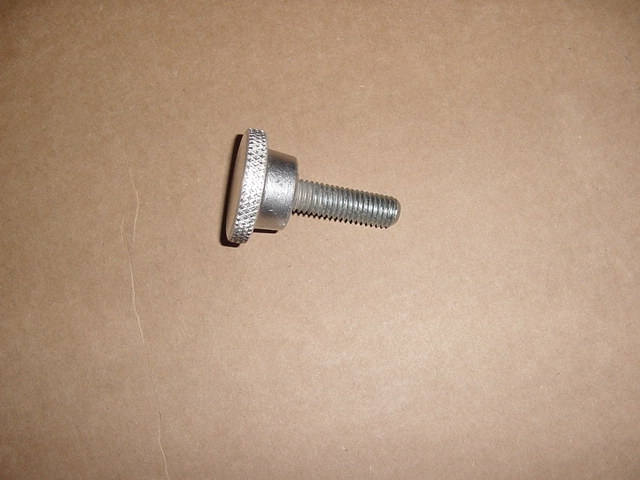 Ferno Hold Down Bolt W Knurled Knob Long