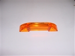 (Collins) Turtleback Style Clearance Light, Amber