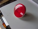"Grote 4"" Grommet Mount Sealed Red Stop/Tail/Turn Lamp"