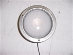 Back-Up Lamp, Recessed, Stainless Steel, Flanged