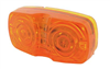 L.E.D. Duramold Style Clearance Light, Amber