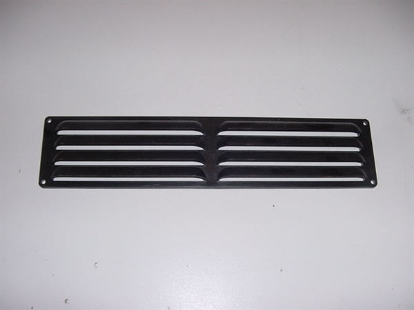 "Return Air Grille, 12.38"" x 2.75"""