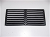 "Return Air Grille, 12.38"" x 5.51"""
