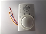 Hoseline Thermostat - Double for Rear HVAC