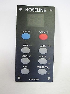 Hoseline Digital Thermostat Illuminated