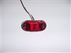 Red LED Marker Light