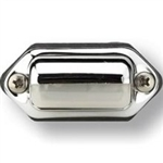 LED License Courtesy Light, Rectangular
