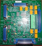 McCoy Miller EC Panel, circuit board