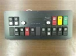 McCoy-Miller Rear switch panel & circuit board