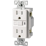 125V Duplex Receptacle, Lighted