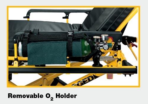 Mx Pro Removable O2 Holder
