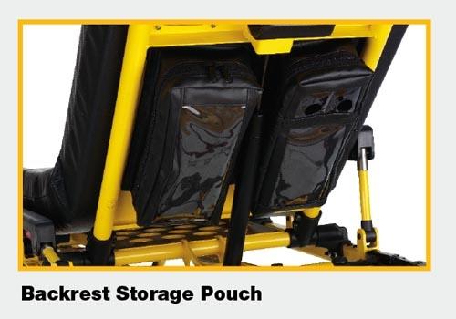Mx Pro Back Rest Storage Pouch