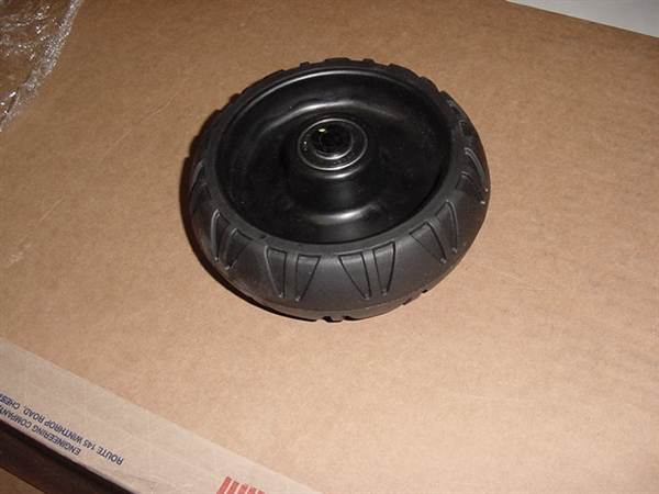 Stryker Wheel Assembly