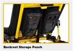 MX-Pro Back Rest Storage Pouch