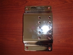 Stryker Wall plate for cot fastener