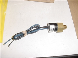 Pressure Switch, Normally Closed