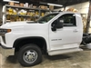Type I 2020 Chevrolet C/K 3500 Running Boards