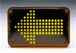 Whelen 600 Series LED Amber Arrow Turn