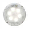 "Whelen 6"" LED Dome Light, Surface Mount"