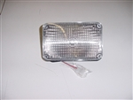 Whelen 600 Series Clear Backup Light with Halogen bulb