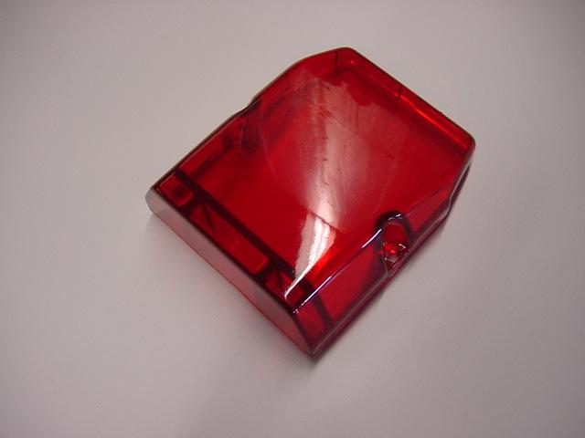 Whelen 4000 Series Endcap Red