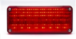 Whelen 700 Series Linear Super Red LED, Red Lens