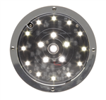 Whelen LED Dome Light, 18-Diode
