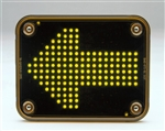 Whelen 900 Series Amber Arrow LED Turn Signal