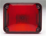 Whelen 900 Series Red Halogen Light
