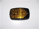 M6 Series LED Amber Arrow Turn Light