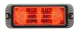 Whelen LIN3 Series Flashing Red Super-LED