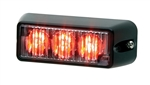 Whelen TIR3 Series Flashing Red Super-LED