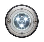 "3"" Round Super-LED® Lighthead - Compartment Light"