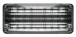 Whelen 700 series Super LED, Blue LED w/ Clear Lens