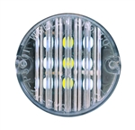 "2"" Round 5mm LED Lightheads - Compartment Light"