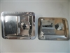 Wheeled Coach Interior Door Handle, Locking