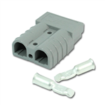 Inverter Connector Plug w/ Pins