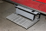 "Electric Retractable Vehicle Step - 7-5/8"" drop"