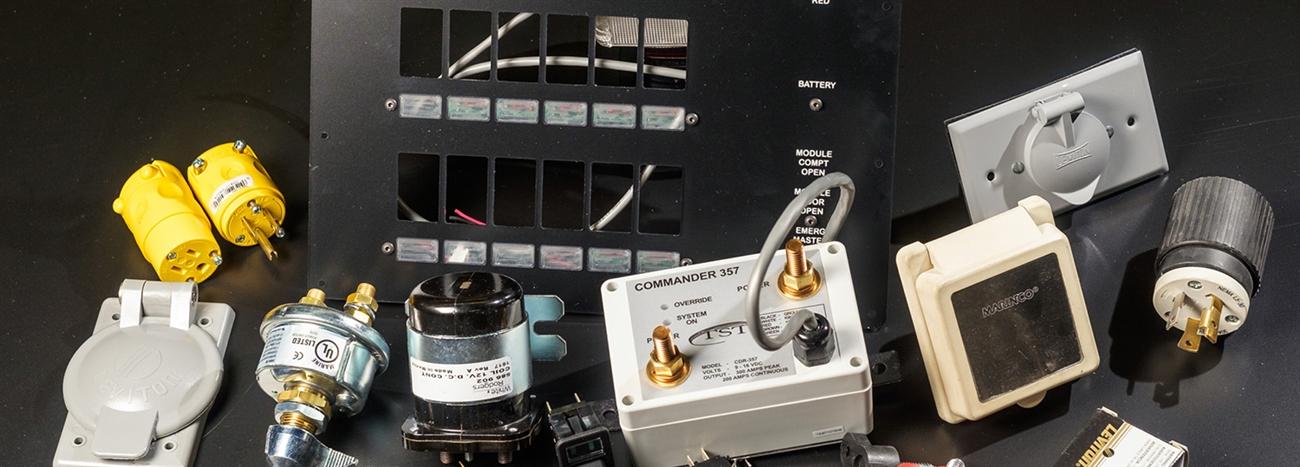 Ambulance Switches  Ambulance Electrical System  Ambulance