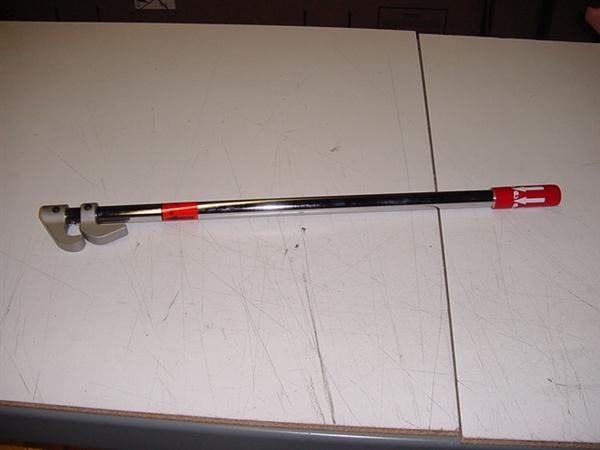 Stryker Rail Assembly Cot Latch
