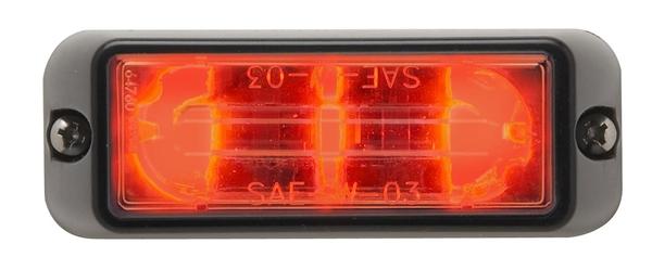 Whelen Lin3 Series Flashing Red Super Led