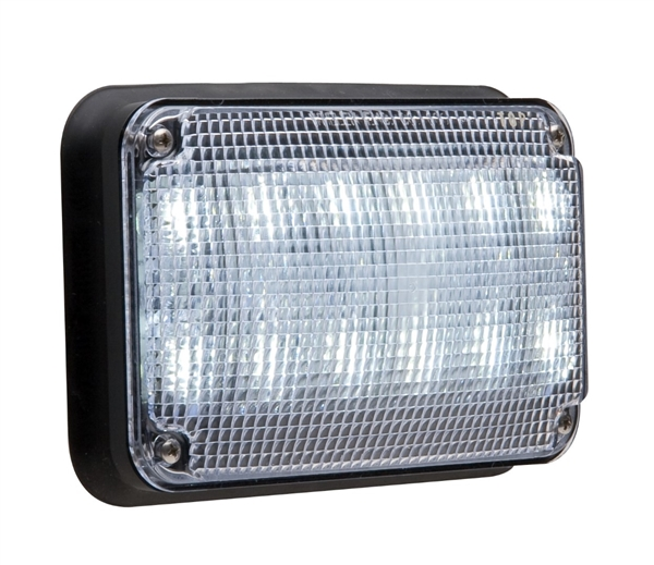 License Plate Holders >> Whelen 600 series LED Scene Light